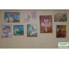 Художественная галерея Наташи Богини предлагает широкий выбор картин авторской работы.